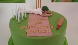 Cake for boys 2