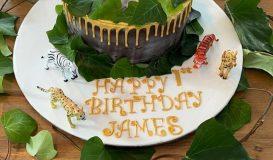 Cake for boys 3