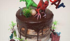 Cake for boys 6