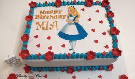 Cake for girls 4