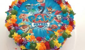 Cake for boys 15