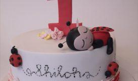 Cake for girls 7