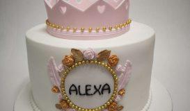 Cake for girls 9