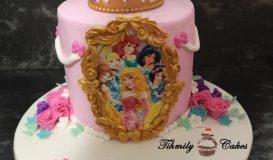Cake for girls 12