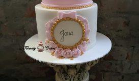 Cake for girls 13