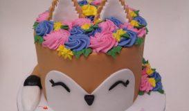 Cake for girls 14