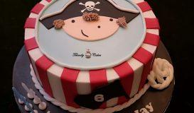 Cake for boys 21