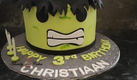 Cake for boys 22