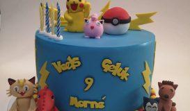 Cake for boys 25