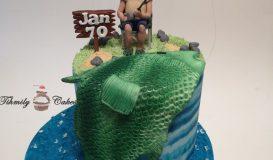 Cake for men 2