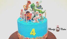 Cake for boys 4