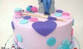 Cake for ladies 9