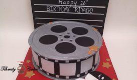 Cake for boys 40
