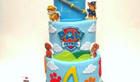 Cake for boys 45