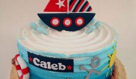 Cake for boys 46