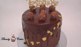 Dripping Cake 5