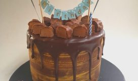 Dripping Cake 7
