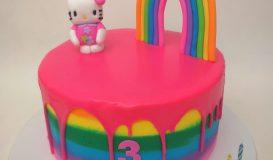 Cake for girls 40