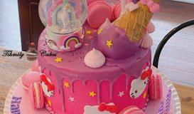 Cake for girls 45
