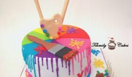 Cake for girls 47