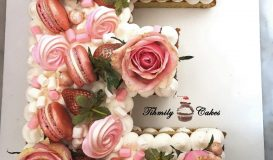 Confirmation cake 1