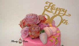 Cake for ladies 21