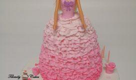 Cake for girls 68