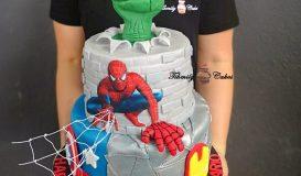 Cake for boys 56