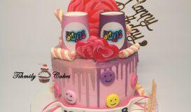 Cake for girls 73