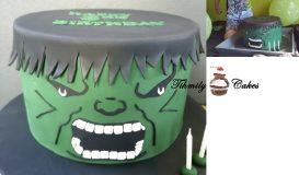 Cake for boys 60