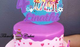 Cake for girls 95