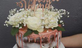 Dripping cake 20